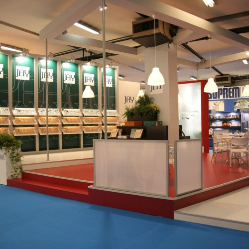 JAY Stand Design 2008
