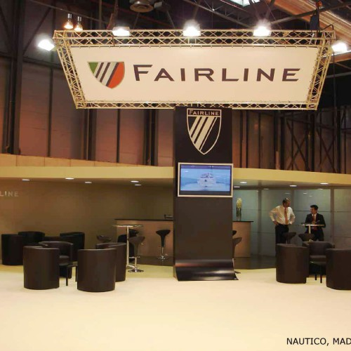 FAIRLINE Stand Design 2011-2013