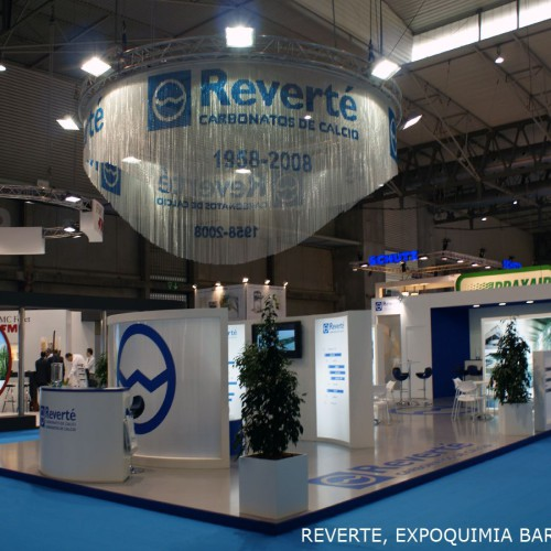 REVERTÉ Stand Design 2011-2013