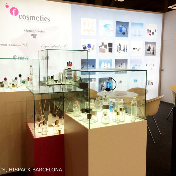 FCOSMETICS Tradeshow Marketing Management 2015